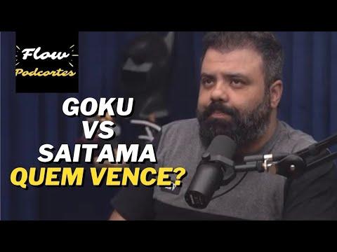 GOKU X SAITAMA QUE VENCERIA?