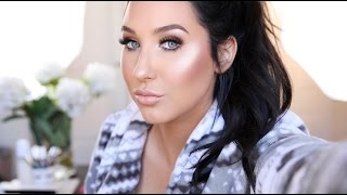 GRWM - Easy Every Day GLAM | Jaclyn Hill