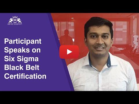 Improvement leader Reviews Best Six Sigma Black Belt Certification ...