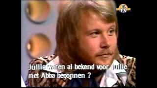 ABBA   the Eddy Go Round show 1975