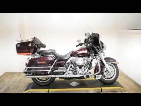 2006 Harley-Davidson Ultra Classic® Electra Glide® in Wauconda, Illinois - Video 1