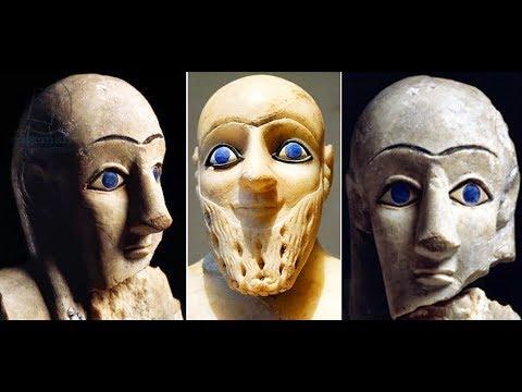 Белые Боги ближнего Востока, от Шумеров до Скифов и Тартарии. Дея - возврат 5 Планеты.