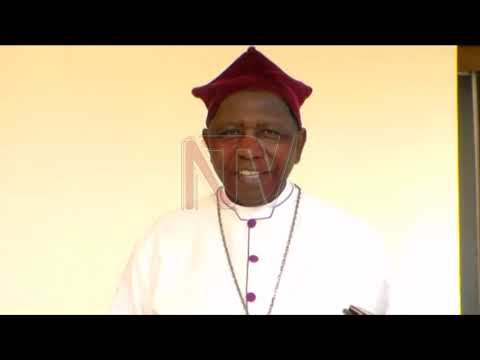Outgoing Archbishop Ntagali advises clergy on life after work