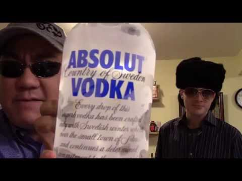 Smirnoff Vodka VS Absolut Vodka - Comparison Review
