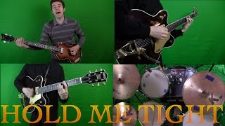Hold Me Tight - Isolated Guitar, Bass, Drums Vocals
