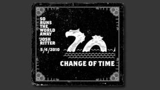 """Change of Time"" - New Track from 2010 Josh Ritter Album (""So Runs the World Away"" out May 4th)"