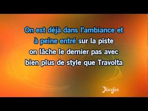 Karaoké Ces soirées-là - Yannick *