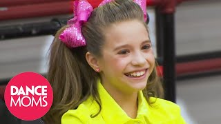 Mackenzie Holds Auditions For Her FIRST MUSIC VIDEO! (Season 4 Flashback)   Dance Moms