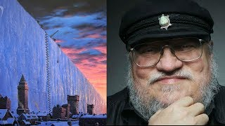 George R. R. Martin On The Inspiration For The Wall