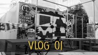 Genki Sushi / Vlog 01