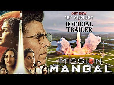 Mission mangal Trailer | Akshay Kumar | Vidhya Balan | Sonakshi Sinha | Tapsee Pannu | 15 AUG