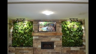 Living Wall Installation - Step By Step
