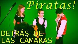 Detrás de las cámaras piratas