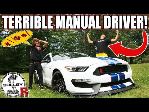 THE BRAND NEW MUSTANG GT350R REVIEW!! I WILL ADMIT IT.. THIS WAS EMBARRASSING ‍♂️..