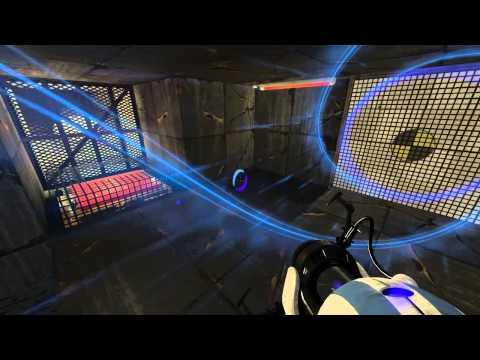 Portal 2 - Кооператив с Kiborgik'ом - #2 [Brother's Keepers]