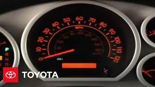 2008 - 2009 Tundra How-To: 4-Wheel Drive - Shifting Procedure | Toyota