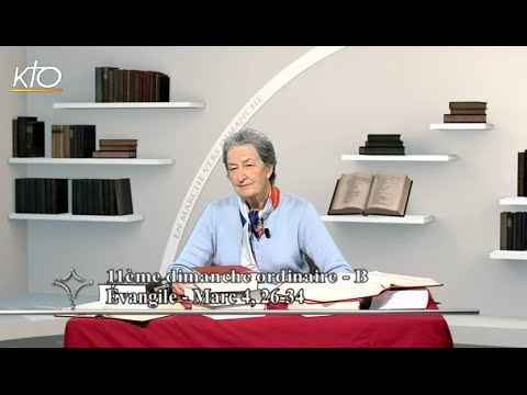 11e dimanche ordinaire B - Évangile