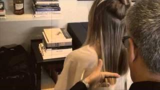 Modern Long-layered Haircut With HOT Bangs