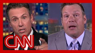Chris Cuomo: What would you do if Trump said 'I am a racist'?