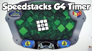 Speedstacks Pro G4 Timer Bundle Unboxing | Thecubicle.us