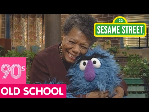 Sesame Street: The Letter H with Maya Angelou and Herry