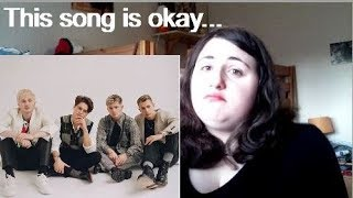 The Vamps, Krept & Konan   Right Now   Lyrics Version (REACTION)