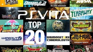 PS Vita Top 20 Games - Voted by Vita Fans