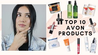 My Top 10 Avon Products | 2019