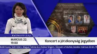 TV Budakalász / Kultúrkörkép / 2019.03.21.