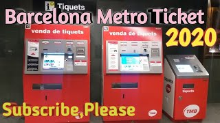 Metro,Bus,Tram Tickets Barcelona/Buy and Use Metro Tickets Barcelona/Barcelona Tour/Barcelona Metro