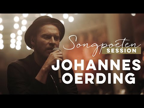 Johannes Oerding - Blinde Passagiere (Songpoeten Session)