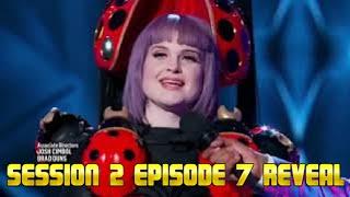 Masked Singer Season 2 Episode 7 Reveal