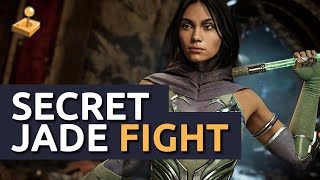 Mortal Kombat (2011) Achievement Walkthrough   You Found Me!   Secret Jade Fight