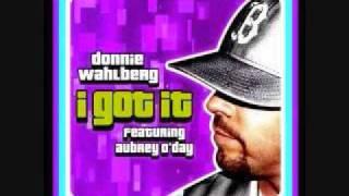 Donnie Wahlberg - I Got It (Feat. Aubrey O'Day)