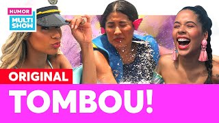 Thaynara OG e Laura Brito SE ENFRENTAM em game de verão | Verão Multishow | Humor Multishow