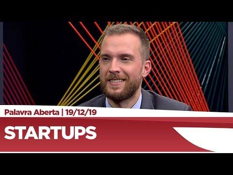 Vinicius Poit defende regulamentação para startups