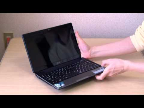 Acer Aspire 1830Z 11.6-Inch Notebook with WiMAX Unboxing