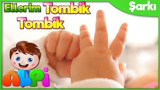 Ellerim Tombik Tombik Şarkısı 🤗🖐 Anaokulu Şarkıları 2018