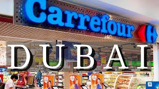 Shopping  In Carrefour   Mall Of The Emirates, Dubai, UAE