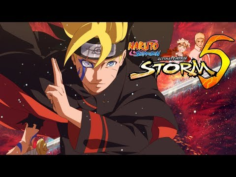 Download Naruto Ultimate Ninja Storm Naruto Vs Sasuke 5 Video 3GP