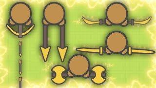 MOOMOO.IO NEW GOLDEN WEAPONS UPDATE!!! (MooMoo.io)