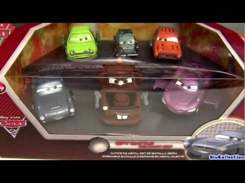 Cars 2 Black Friday Haul 2011 Disney Stitch Plush Talking Mater Cool NEW Toys