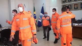 Comandante geral do Corpo de Bombeiros fala da possibilidade do aumento no efetivo em Patos de Minas