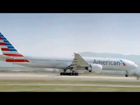 American Airlines Commercial (2015 - 2016) (Television Commercial)