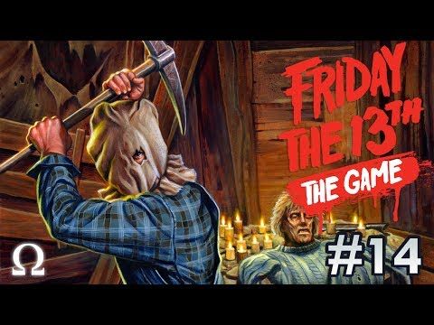 POTATO SACK ATTACK!   Friday the 13th The Game #14 How To Defeat Jason! W/Friends