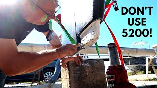 Installing Our Rudder - For the Last Time? (ep#152) Family Sailboat
