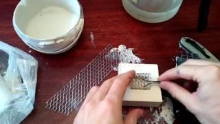 Изготовление кормушки для фидера своими руками