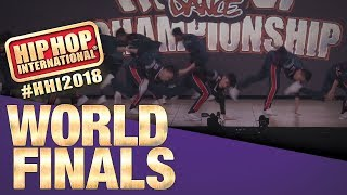 Kindred - Philippines | Bronze Medalist MegaCrew Division at HHI