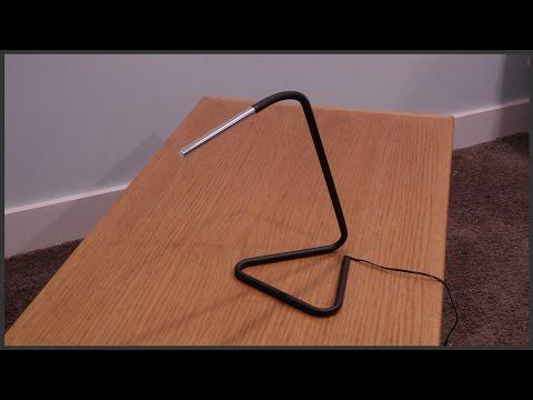 Ikea Desk Lamp Setup