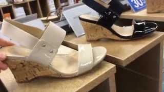 Женская обувь. Размеры разные. Магазин DSW